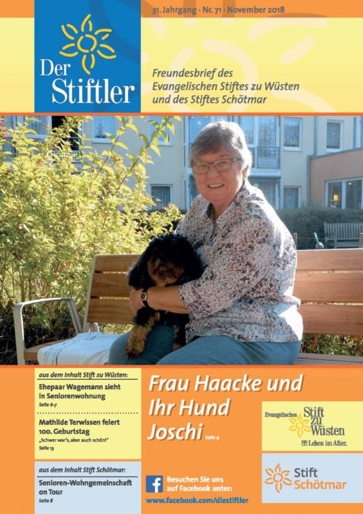 """Magazin """"Der Stiftler"""" 2"""