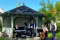 Kurzkonzert des Bad Salzufler Kur-Orchesters 3