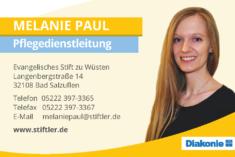 Melanie Paul 1