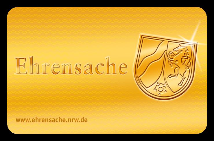 Logo Ehrensache NRW