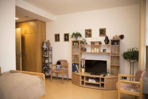 Einzelzimmer Seniorenwohngemeinschaft